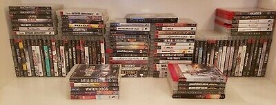 Huge Lot Of Ps3 Game - Sony Playstation 3 Games -  Choose Your's