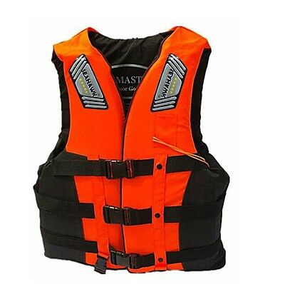 Life Safe Jacket Vest Adult Kids PFD Type III Fully Enclosed Guard Approved