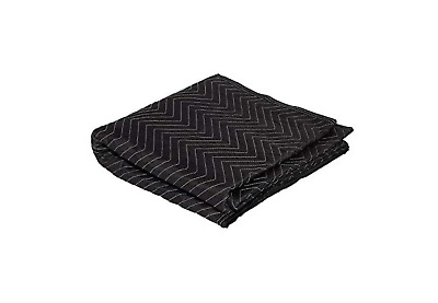 US Cargo Control Moving Blanket 72 In X 80 In Heavy Duty Furniture Shipping Pad