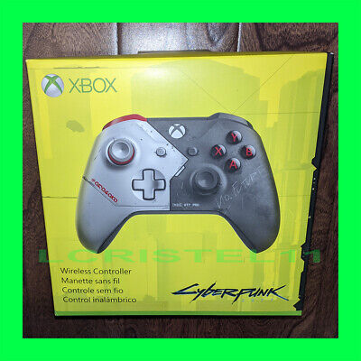NEW - Xbox One Cyberpunk 2077 Limited Edition Wireless Controller - SHIPS NOW