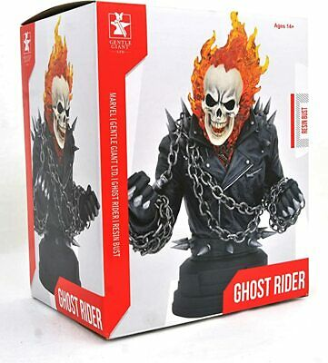 6 Scale Resin Bust* PREORDER* DIAMOND SELECT TOYS Marvel Comics Ghost Rider 1