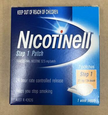 Nicotinell Patches 21mg Step 1 (7 Pack)