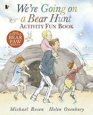 We're Going on a Bear Hunt, Paperback,  by Michael Rosen