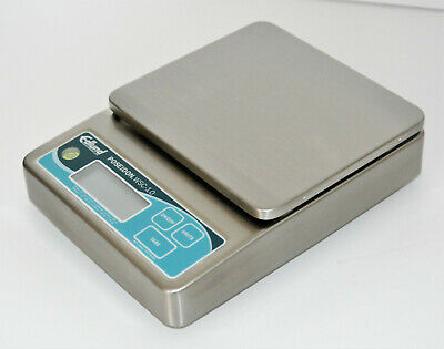 Edlund WSC-10 Stainless Steel Submersible Digital Portion Scale NSF