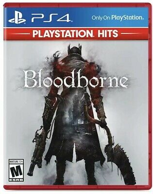Bloodborne - PlayStation Hits - PlayStation 4 Brand New! Factory Sealed *SALE*