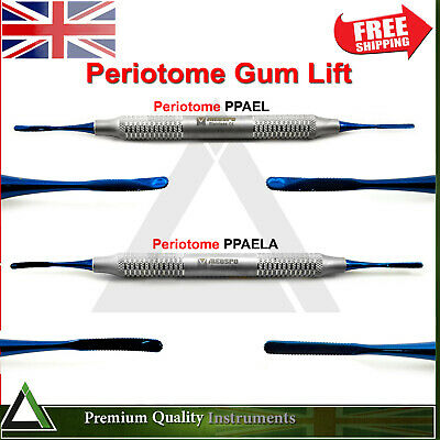 Periotome PPAEL & PPAELA Implant Gum Lifting Instruments Periodontal Ligament