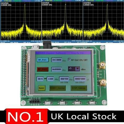 ADF4531 Signal Generator Module Color Touch Screen Operation RF Output Mute UK