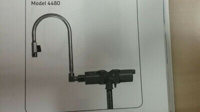 Lincoln 1:1 Air Operated Oil Pump 16-55 Gallon size, model 4480