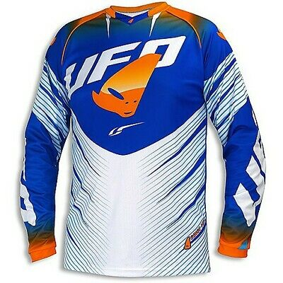 Maglia Moto Ufo cross enduro Voltage MG04378CW