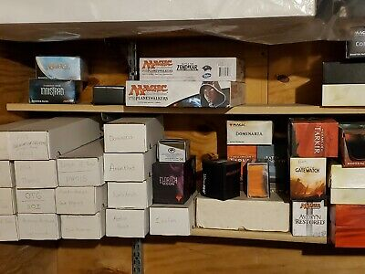 MTG Magic The Gathering Mystery Lot- Huge High $ Collection + Awesome Bonus gift