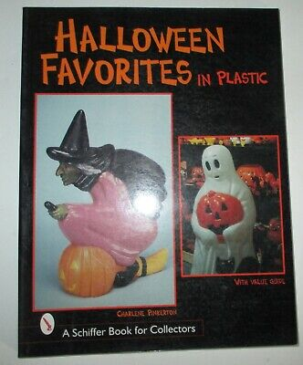 Halloween Favorites In Plastic * Identification And Price Guide 1998 Collector