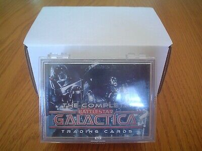 The Complete Battlestar Galactica Trading Cards