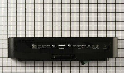 Bosch Dishwasher Touch Display Control Panel 00447129 BLACK