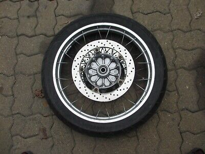 Bmw R1100 Gs Front Spoked Wheel W/ Tire & +