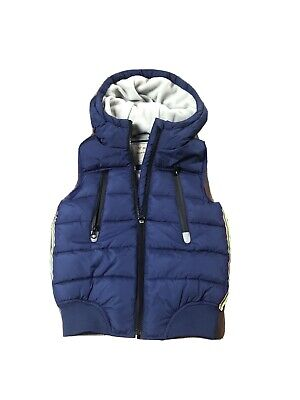 NEXT GIRLS BODYWARMER GILET Age 4