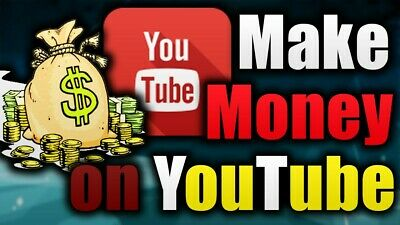 Make 12k a month on youtube (no video creation) needed make money