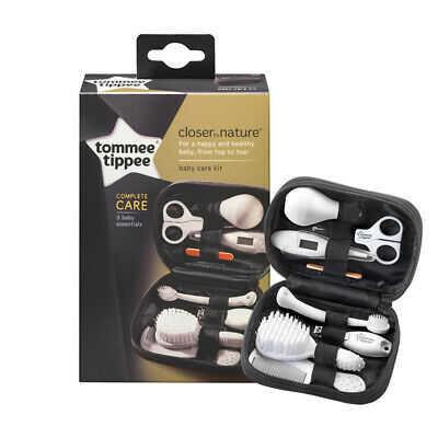 Tommee Tippee Closer to Nature Healthcare Set Baby Care Grooming Kit