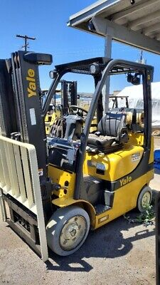 2012 Yale Forklift LOW HOURS