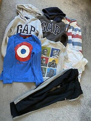 Gap, Ben Sherman And Fatface Boys Bundle Age 8