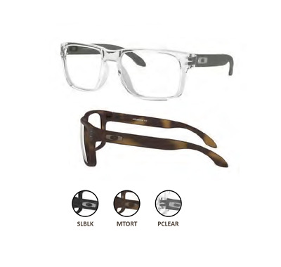 Oakley Holbrook Leaded Glasses X-Ray Radiation Safety - 0.75mm Lead Glass