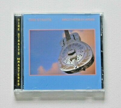 DIRE STRAITS Brothers in Arms Remastered (CD, Album,1996)