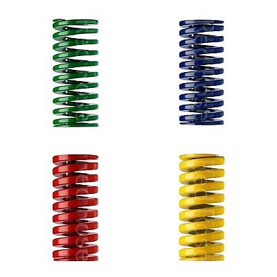 Heavy Load Duty Compression Die Spring, 10-25mm Diameter & Up To 51mm Long ISO
