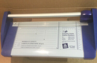Avery A4 Paper Trimmer 5 Sheet Capacity