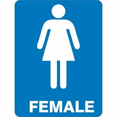 Miscellaneous Signs -  TOILETS FEMALE