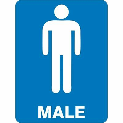 Miscellaneous Signs -  TOILETS MALE