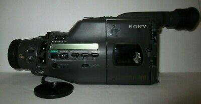 sony ccd-f402 video camera recorder + lots of extras and carring bag free sh!!!!