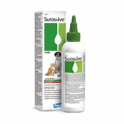 Surosolve Ear Cleaner 125ml