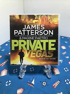 Private Vegas: By James Patterson 6 CD Audiobook