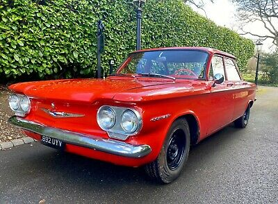 Chevrolet Corvair 500 - American VW Air cooled LHD - Nice Original Classic Chevy