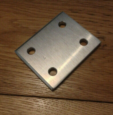 Aluminium 6MM Alloy Metal Connecting Plate Fixing Mounting Plate