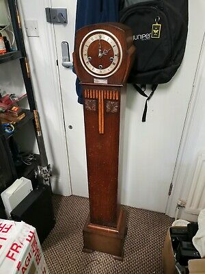 Vintage Granddaughter Clock United Dairies Soares Repairs