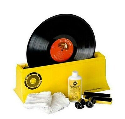 Pro-Ject Spin Clean Record / Vinyl Washer System Mk II - Brand New