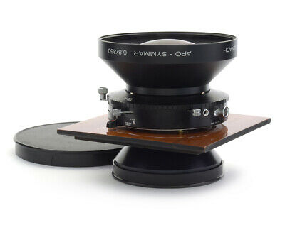 Schneider Apo Symmar 6.8/360mm MC Copal No.3 Large Format