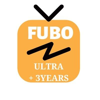 Fubo TV Ultra | Lifetime Warranty | Instant