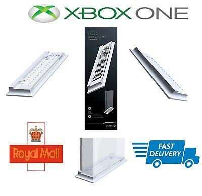 Giotech  Xbox One S Console Vertical Stand White