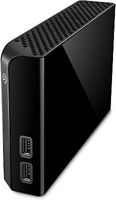 Seagate 4TB Backup Plus USB 3.0 External Hard Drive with USB Hub