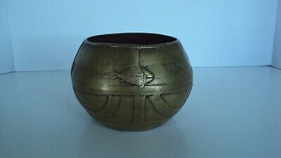 Ancient Hand-forged Ritual Bowl
