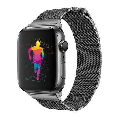 Milanese Loop Strap Watch Band For Apple Watch Series 1/2/3/4/5 38/40/42/44MM