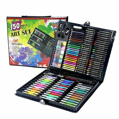 Children Drawing Set Water Color Crayon Oil Pastel Painting Drawing Art Supplies