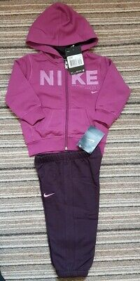 Infant Baby Boys Girls NIKE Tracksuit Age 6-9 Months