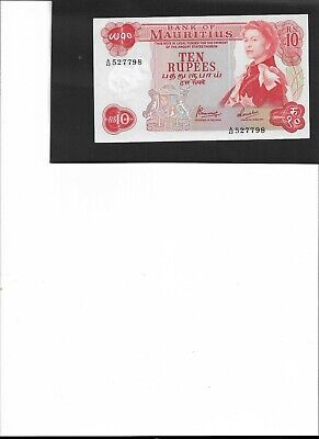 Mauritius 1967 RsRs10 UNCIRCULATED