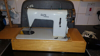 Vintage ALFA Sewing Machine very good condition & working order