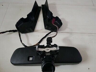 Bmw F30 Rear View Mirror 9345368 With Highbeam Assist Camera