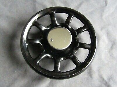 Vintage Singer Sewing-Balance Wheel  Black Rim 201/15/66/99/28 Etc