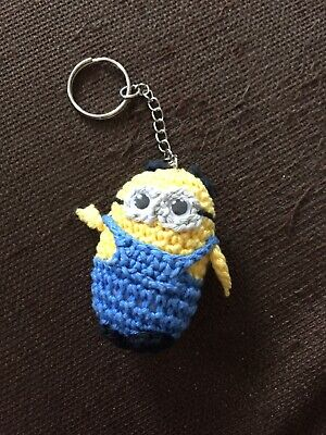 Minion Free Crochet Pattern Collection All The Best Ideas | 400x300