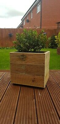 Decking Wooden Garden Planters Outdoor Crate/Trough/Box Handmade ANY SIZE!!!!
